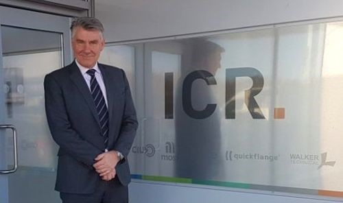 ICR opens global headquarters in Aberdeen